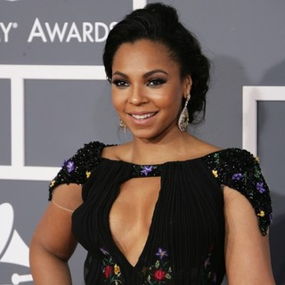 Ashanti in 55th Annual GRAMMY Awards - Arrivals