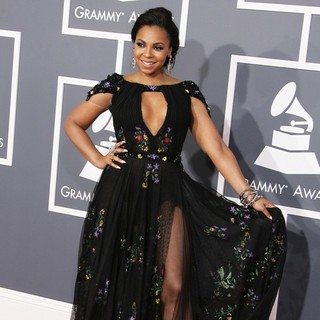 Ashanti in 55th Annual GRAMMY Awards - Arrivals - ashanti-angel-55th-annual-grammy-awards-03
