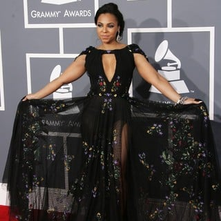 Ashanti in 55th Annual GRAMMY Awards - Arrivals - ashanti-angel-55th-annual-grammy-awards-04