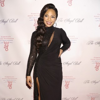 Ashanti in The Angel Ball 2012