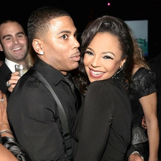 Nelly, Ashanti in The Angel Ball 2012