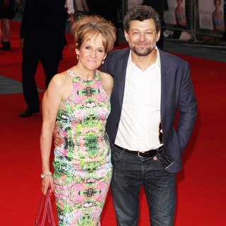Lorraine Ashbourne, Andy Serkis in Diana World Premiere - Arrivals
