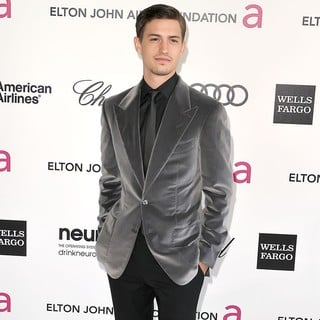 Asher Book in The 20th Annual Elton John AIDS Foundation's Oscar Viewing Party - Arrivals
