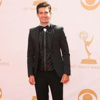 Asher Book in 65th Annual Primetime Emmy Awards - Arrivals