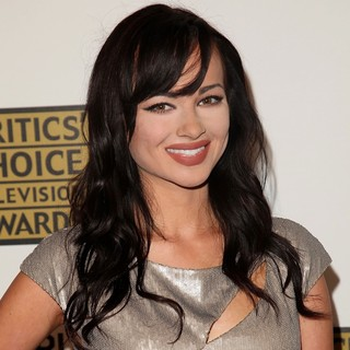 Ashley Rickards in 2012 Critics' Choice TV Awards - Arrivals