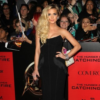 The Hunger Games: Catching Fire Premiere - ashlee-simpson-premiere-the-hunger-games-catching-fire-02