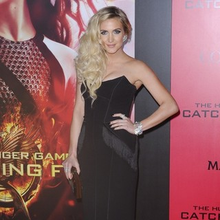 The Hunger Games: Catching Fire Premiere - ashlee-simpson-premiere-the-hunger-games-catching-fire-04
