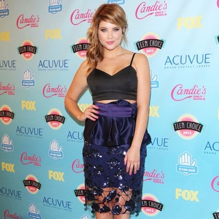 Ashley Benson in 2013 Teen Choice Awards - Press Room