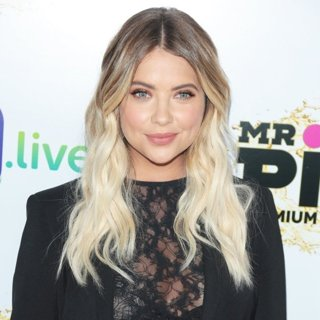 Ashley Benson-iGo.live Launch Event - Arrivals