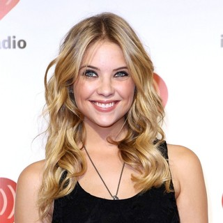 Ashley Benson in iHeartRadio Music Festival - Day 2