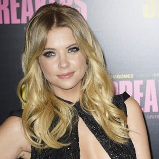 Ashley Benson in Paris Premiere of Spring Breakers - Red Carpet