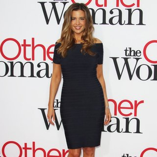 Ashley Cusato in The Other Woman Los Angeles Premiere