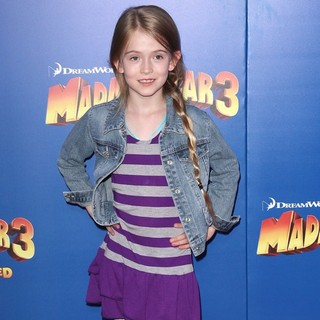 New York Premiere of Dreamworks Animation's Madagascar 3: Europe's Most Wanted - ashley-gerasimovich-premiere-madagascar-3-europe-s-most-wanted-02
