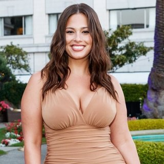 Ashley Graham in Cash and Rocket U.S. Tour Kick Off Party