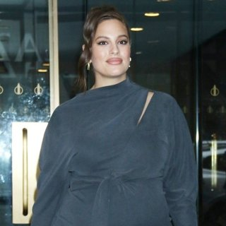 Ashley Graham Co-Hosts The 3rd Hour of The Today Show