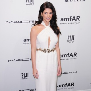 Ashley Greene in The amfAR Gala 2013