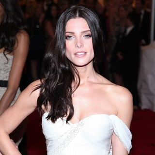Ashley Greene in Schiaparelli and Prada Impossible Conversations Costume Institute Gala