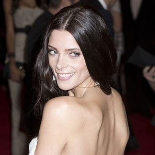 Ashley Greene in Schiaparelli and Prada Impossible Conversations Costume Institute Gala - ashley-greene-costume-institute-gala-2012-02