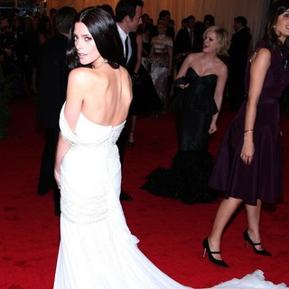 Ashley Greene in Schiaparelli and Prada Impossible Conversations Costume Institute Gala - ashley-greene-costume-institute-gala-2012-03