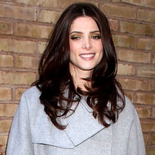 Ashley Greene Is Seen Outside ABC Studios While Making An Appearance on Live With Kelly
