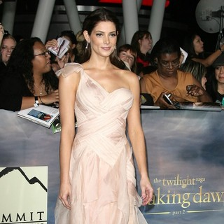 Ashley Greene in The Premiere of The Twilight Saga's Breaking Dawn Part II