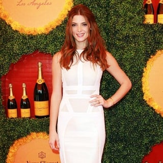 Ashley Greene in Third Annual Veuve Clicquot Polo Classic - Arrivals