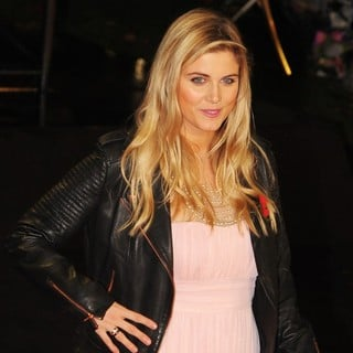 Ashley James in The World Premiere of The Hunger Games: Catching Fire - Arrivals