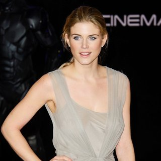 Ashley James in The World Premiere of RoboCop - Arrivals