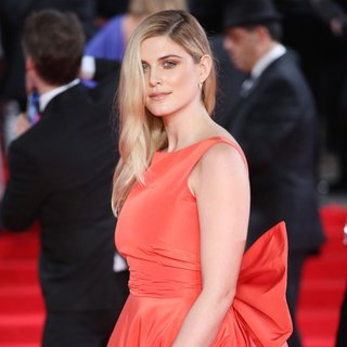 Ashley James in The World Premiere of Spectre - Arrivals