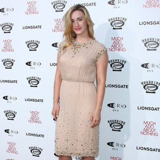 Ashley Johnson in Los Angeles Premiere Screening of Much Ado About Nothingy