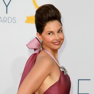 Ashley Judd in 64th Annual Primetime Emmy Awards - Arrivals