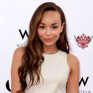 Ashley Madekwe in LOGO's 2012 NewNowNext Awards