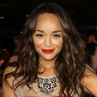 Ashley Madekwe in The Twilight Saga's Breaking Dawn Part I World Premiere