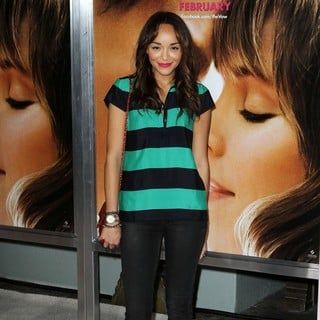 Ashley Madekwe in The Vow Los Angeles Premiere