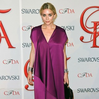 Ashley Olsen in 2012 CFDA Fashion Awards