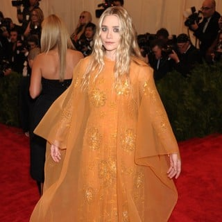 Ashley Olsen in PUNK: Chaos to Couture Costume Institute Gala