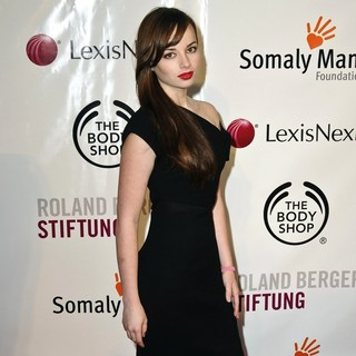 Ashley Rickards in Somaly Mam Foundation Hosts The 2nd Annual Los Angeles Gala