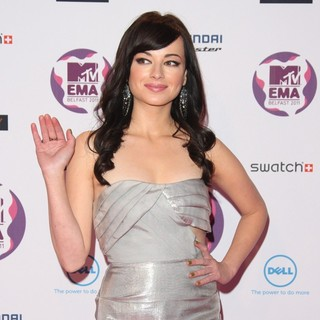 The MTV Europe Music Awards 2011 (EMAs) - Arrivals