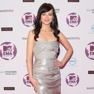 Ashley Rickards in The MTV Europe Music Awards 2011 (EMAs) - Arrivals