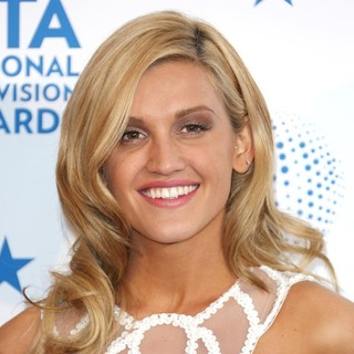 Ashley Roberts in National Television Awards 2013 - Press Room