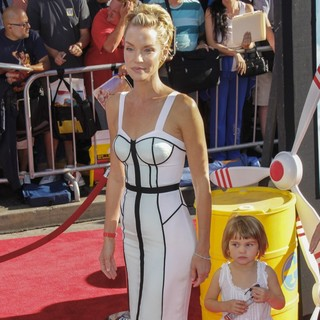 Ashley Scott in Los Angeles Premiere of Disney's Planes