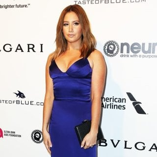 Ashley Tisdale-25th Annual Elton John AIDS Foundation's Academy Awards Viewing Party