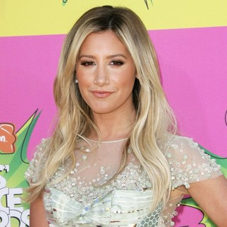 Ashley Tisdale in Nickelodeon's 26th Annual Kids' Choice Awards - Arrivals