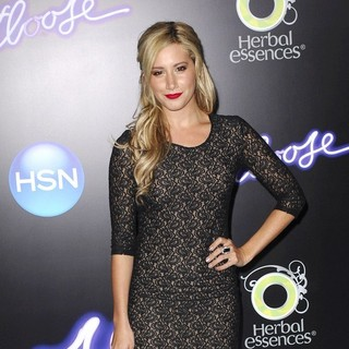 Ashley Tisdale in Los Angeles Premiere of Footloose
