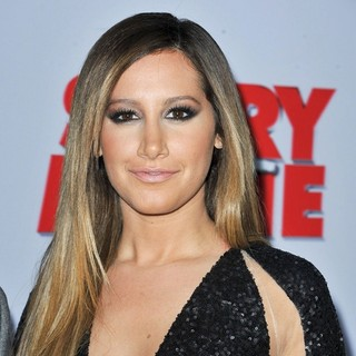 Ashley Tisdale in Los Angeles Premiere of Scary Movie 5