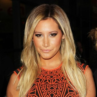 Ashley Tisdale in The Los Angeles Premiere of Spring Breakers - Arrivals