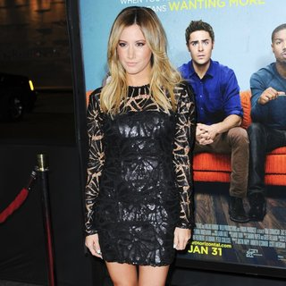 Ashley Tisdale in Premiere of That Awkward Moment