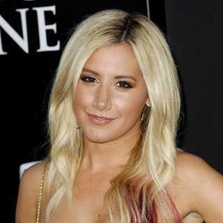 Ashley Tisdale in The Premiere of The Lucky One
