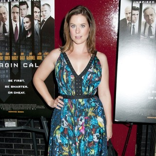 Ashley Williams in Premiere of Margin Call - Outside Arrivals