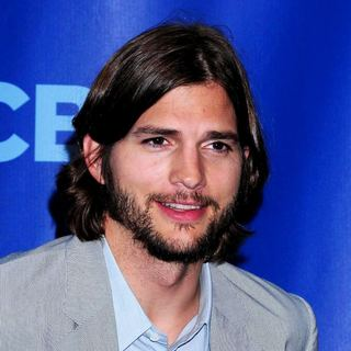 Ashton Kutcher in 2011 CBS Upfront